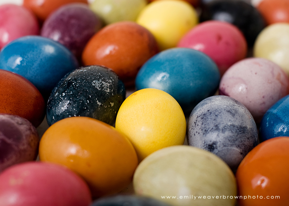 Natural Easter Egg Dying  a comprehensive visual guide  Emily