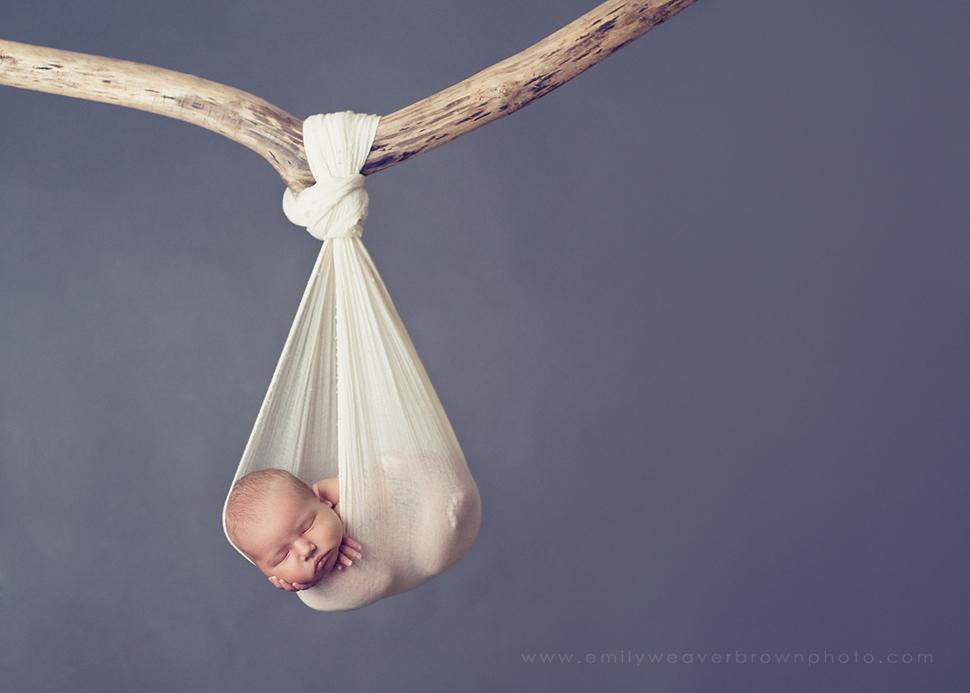 Ivy's sister {Seattle Newborn Photographer}