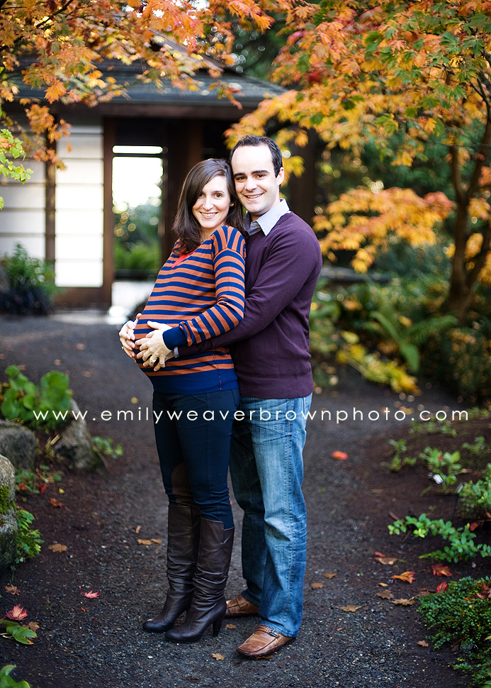 maternity in the fall