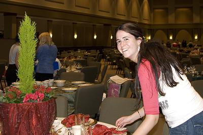 Christmas Friendship Dinner