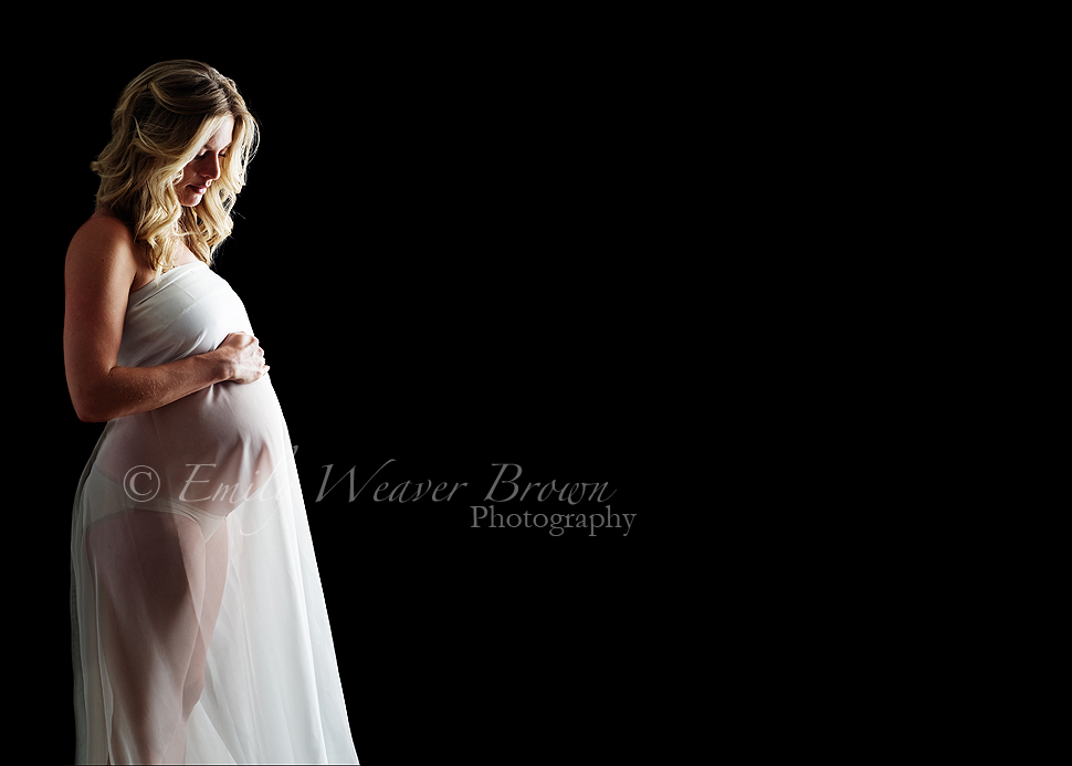 The Beauty of Pregnancy {Seattle Maternity Photographer}