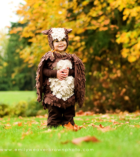Owl Baby – Halloween 2009