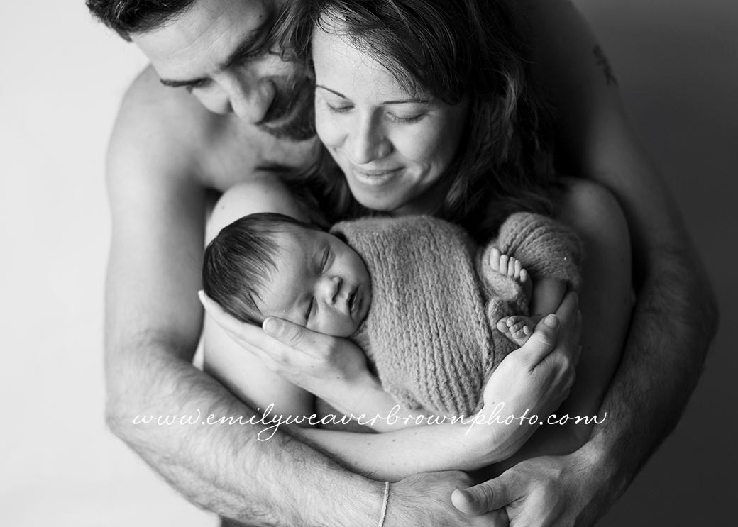 Aiya – Seattle Newborn Photographer