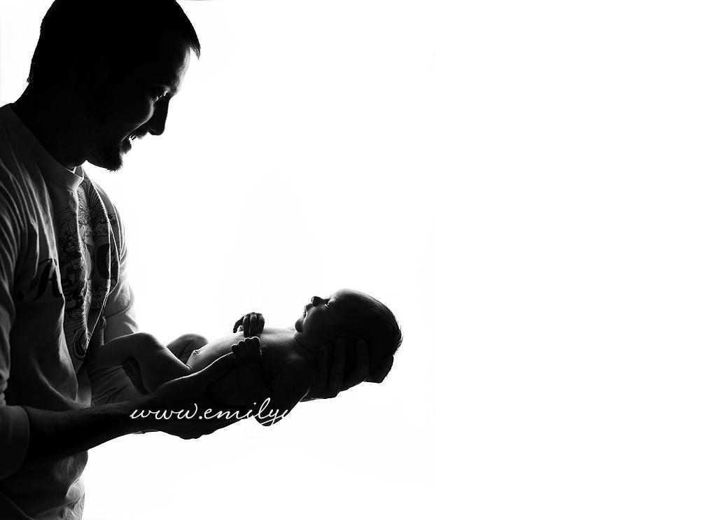 Baby Lucas | Seattle Newborn Photographer