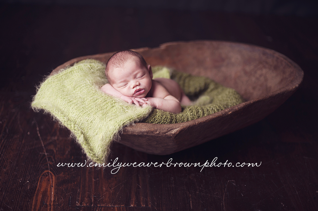 Beautiful Baby Girl | Seattle Newborn Photographer